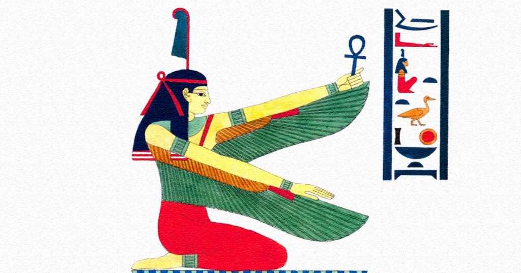 Egypt Goddesses