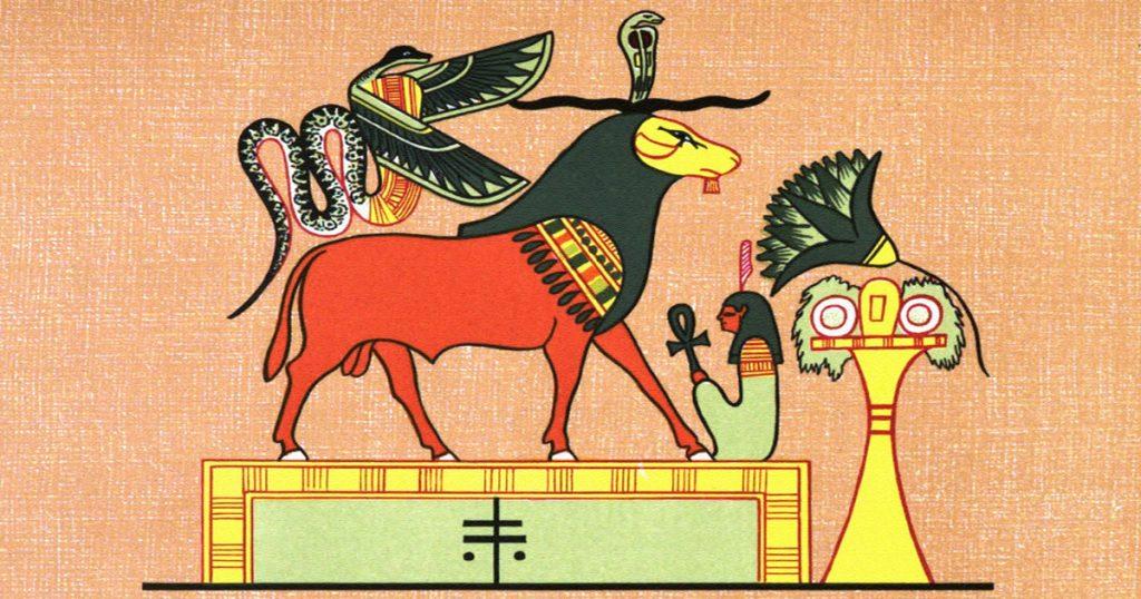 Egyptian Goddesses And Gods