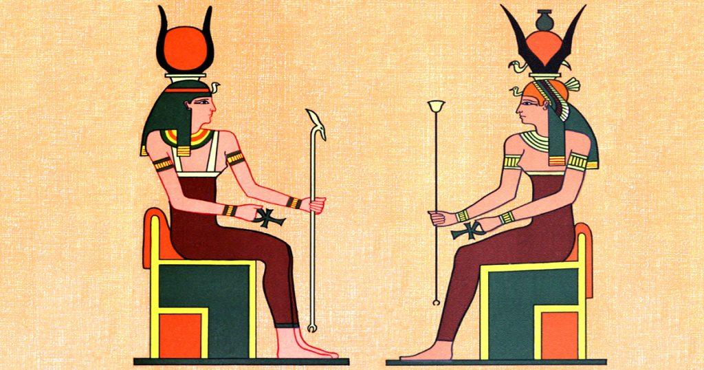 Goddesses Of Ancient Egypt